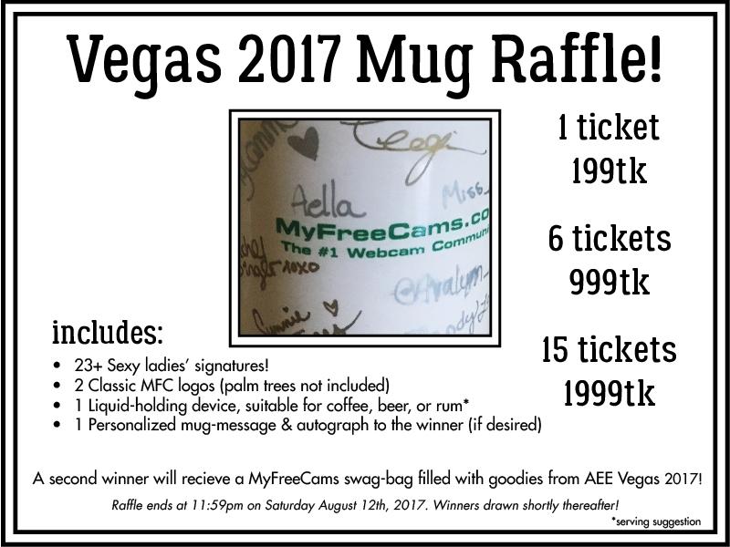 Mug Raffle!